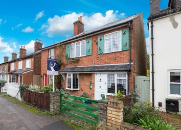 Thumbnail 3 bed semi-detached house for sale in Woburn Avenue, Theydon Bois, Epping