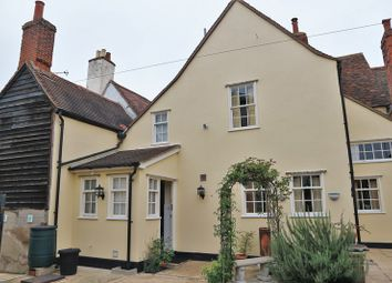 Thumbnail 5 bed terraced house for sale in Church Street, Harwich