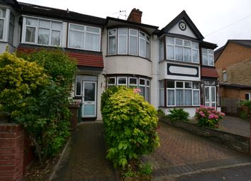 Thumbnail 3 bed terraced house to rent in Ainslie Wood Crescent, Chingford, London