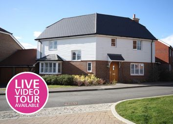 4 bed link-detached house for sale in Breakspear Gardens, Beare Green, Dorking RH5