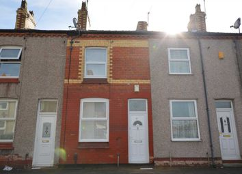 Thumbnail 2 bed terraced house to rent in Napier Road, New Ferry, Wirral