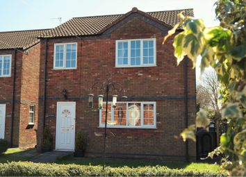 Thumbnail 3 bed detached house for sale in Newark Road, Tuxford