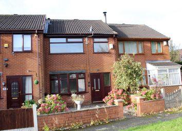 Thumbnail 3 bed terraced house to rent in Elizabethan Walk, Platt Bridge, Wigan
