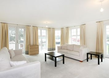 Thumbnail 2 bed flat to rent in Sovereign House, 1 Bridge Road, East Molesey, Surrey