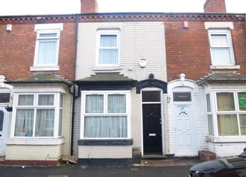 Thumbnail 2 bed terraced house for sale in Wood Green Road, Birmingham