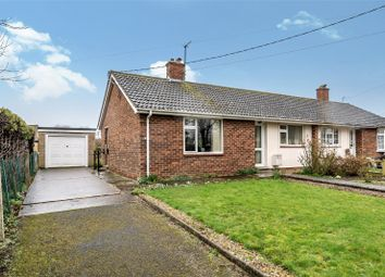 Thumbnail 2 bed semi-detached bungalow for sale in Lode Road, Lode, Cambridge, Cambridgeshire