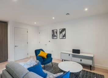 Thumbnail 1 bed flat to rent in The Atelier, London
