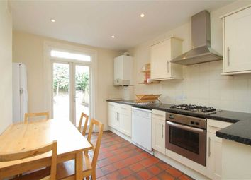Thumbnail 4 bed terraced house to rent in Oakbury Road, Fulham, London