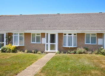 Thumbnail 2 bed terraced bungalow for sale in Chequers Close, Pennington, Lymington, Hampshire