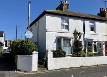 Thumbnail 2 bed end terrace house for sale in Croft Lane, Seaford, East Sussex