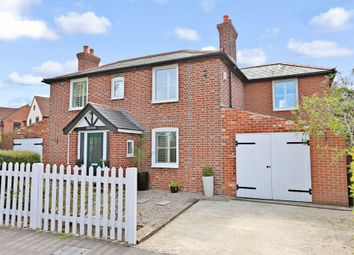 Thumbnail 4 bed detached house for sale in Knowle Lane, Horton Heath, Eastleigh