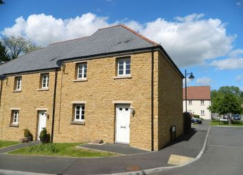 Thumbnail 3 bedroom end terrace house to rent in Old Mill Lane, Crewkerne