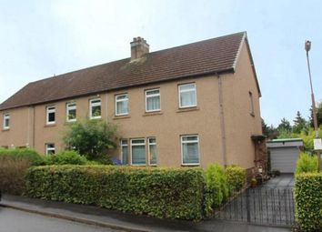 Thumbnail 3 bed semi-detached house for sale in Manse Road, Dollar, Clackmannanshire