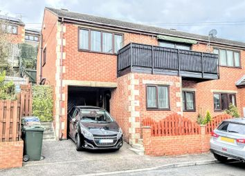 Thumbnail 2 bed semi-detached house for sale in Worsbrough Road, Blacker Hill, Barnsley