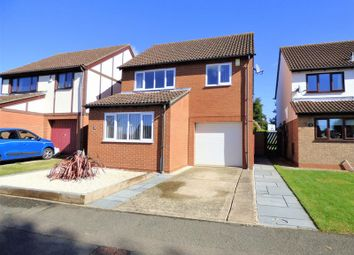 Thumbnail 4 bed detached house for sale in Wildern Lane, Northampton