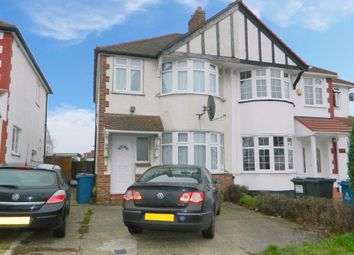 Thumbnail 3 bed semi-detached house for sale in Kenton Lane, London