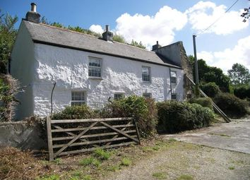 Thumbnail 3 bed detached house for sale in Ventongimps Mill Cottage, Callestick, Truro Cornwall
