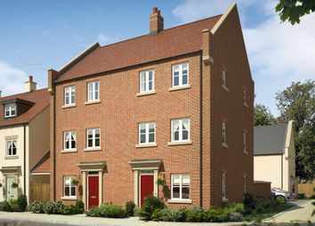 "Thumbnail 3 bedroom end terrace house for sale in ""The Chase"" at Perth Road, Bicester"