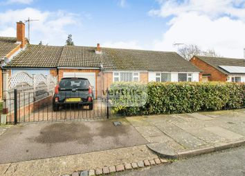 Thumbnail 3 bed detached bungalow for sale in Evedon Close, Luton