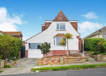 Thumbnail 3 bed detached house for sale in Rodmell Avenue, Saltdean, Brighton, East Sussex