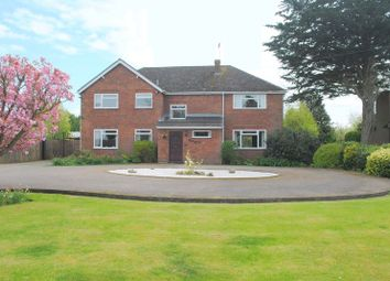 Thumbnail 5 bed detached house for sale in Beggars Roost, Avenue Road, Rushden