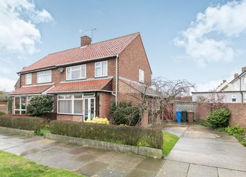 Thumbnail 3 bed semi-detached house for sale in Fife Road, Ipswich