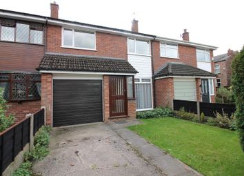 Thumbnail 3 bed semi-detached house to rent in Cross Street, Urmston, Manchester