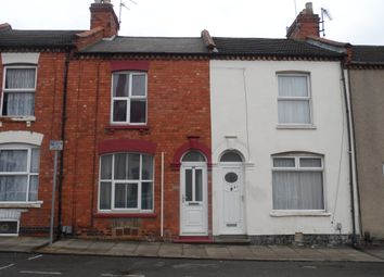 Thumbnail 2 bedroom terraced house to rent in Grove Road, Northampton