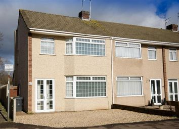 Thumbnail 3 bed end terrace house for sale in Queensholm Crescent, Bristol