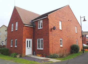 Thumbnail 2 bedroom end terrace house to rent in Rigel Close, Swindon