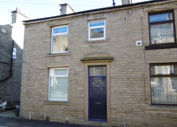 Thumbnail 2 bed end terrace house to rent in South Street, Brighouse