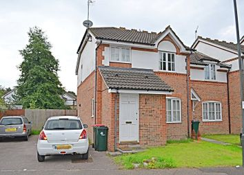 Thumbnail 3 bed end terrace house to rent in Maidenbower, Crawley, West Sussex