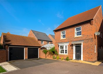 Thumbnail 4 bed detached house for sale in Montrose Grove, Sleaford, Lincolnshire