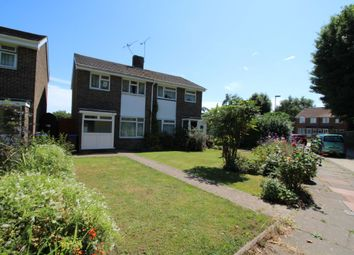 Thumbnail 3 bedroom terraced house to rent in Coleridge Crescent, Goring-By-Sea, Worthing