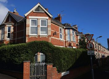 Thumbnail 2 bedroom flat for sale in Waverley Road, Exmouth