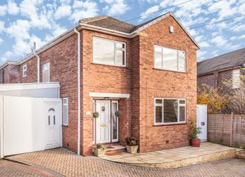 Thumbnail 4 bedroom detached house for sale in Ashbourne Drive, Pontefract