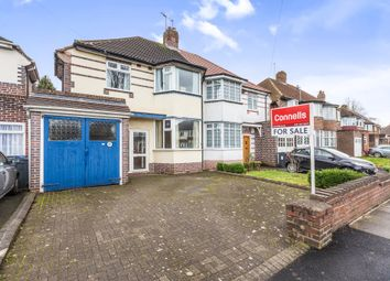 Thumbnail 3 bed semi-detached house for sale in Perry Avenue, Perry Barr, Birmingham