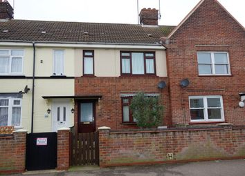 Thumbnail 3 bed terraced house for sale in Bells Marsh Road, Gorleston, Great Yarmouth