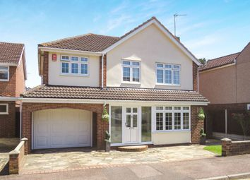 4 bed detached house for sale in Hobsons Close, Hoddesdon EN11