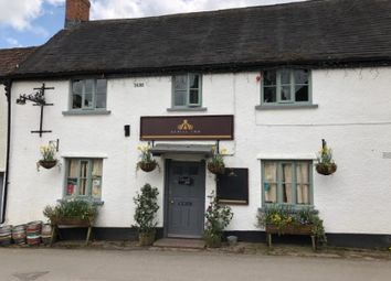 Thumbnail Pub/bar for sale in Ashill, Cullompton