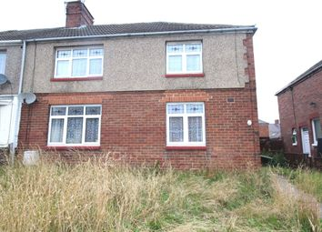 Thumbnail 3 bed semi-detached house for sale in Thirlmere Road, Ferryhill