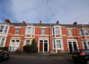 Thumbnail 5 bed flat for sale in Ashleigh Grove, West Jesmond, Newcastle Upon Tyne
