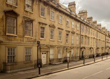 Thumbnail 1 bed flat to rent in Bladud Buildings, Bath