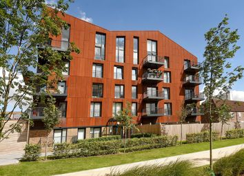 Thumbnail 2 bed flat for sale in Grand Canal Avenue, London