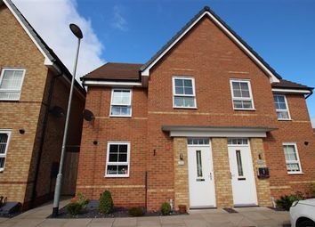 Thumbnail 3 bedroom semi-detached house for sale in Havilland Place, Meir, Stoke-On-Trent