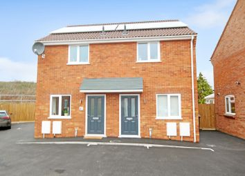 Thumbnail 1 bed semi-detached house to rent in Phipps Close, Westbury