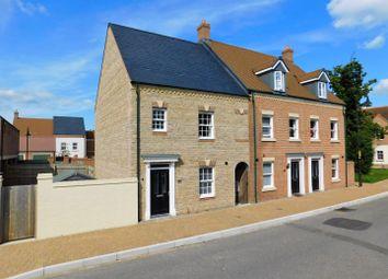 Thumbnail 3 bed end terrace house to rent in Brentfore Street - Wichelstowe, Swindon