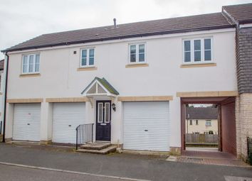 Thumbnail 2 bed maisonette for sale in Claytonia Close, Roborough, Plymouth