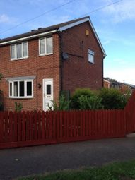 Thumbnail 3 bed town house to rent in Painthorpe Lane, Crigglestone, Wakefield