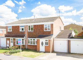 Thumbnail 3 bed semi-detached house for sale in Dickens Close, Swindon, Wiltshire